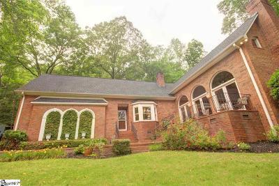 Fountain Inn Single Family Home For Sale: 418 Terry