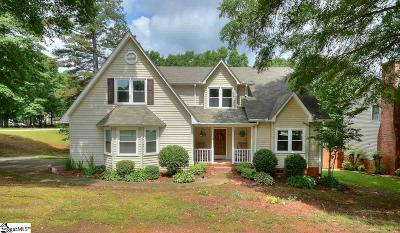 Mauldin Single Family Home Contingency Contract: 1 Dustinbrook