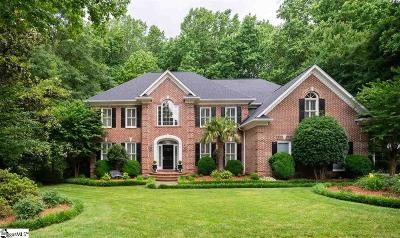 Greer Single Family Home Contingency Contract: 106 Golden Wings