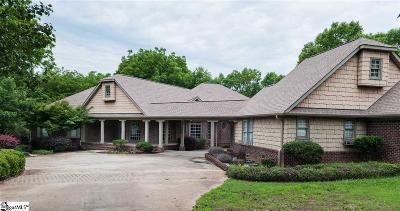 Greenville County Single Family Home For Sale: 640 Harrison Bridge