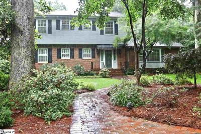 Spartanburg Single Family Home For Sale: 427 Ransdell