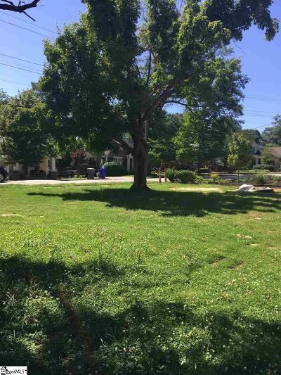 Greenville Residential Lots & Land For Sale: 137 Capers