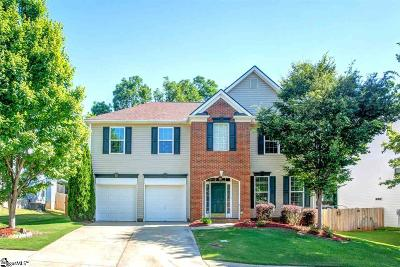 Greenville County Single Family Home For Sale: 10 Glenbow