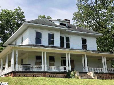 Pelzer Single Family Home Contingency Contract: 450 Highway 8 East