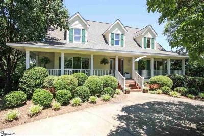 Greer Single Family Home Contingency Contract: 148 Burlwood