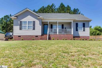 Greer Single Family Home Contingency Contract: 120 E King