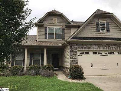 Greenville County Single Family Home For Sale: 319 Millervale