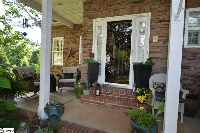 Spartanburg Single Family Home For Sale: 366 Milhaven