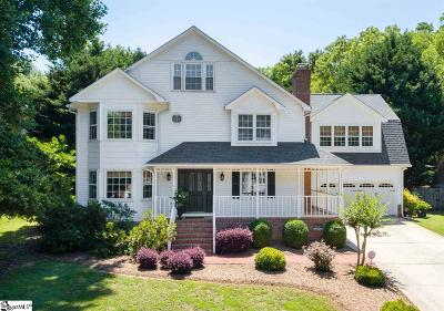 Greer Single Family Home Contingency Contract: 903 E Silverleaf