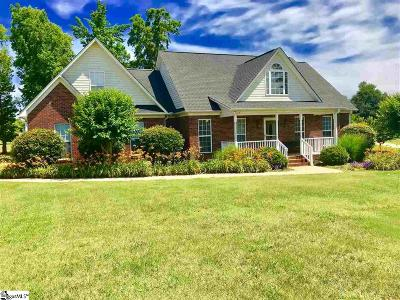 Inman Single Family Home For Sale: 149 Stonehedge