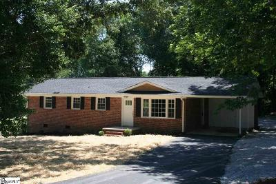 Taylors Single Family Home For Sale: 200 Collinwood