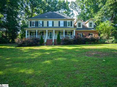 Easley Single Family Home For Sale: 1025 Westbrooke