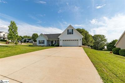 Taylors Single Family Home For Sale: 24 Whipple