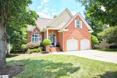 Greer Single Family Home Contingency Contract: 405 Austin Woods