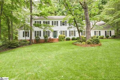 Easley Single Family Home For Sale: 105 Perry Hill