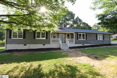 Mauldin Single Family Home Contingency Contract: 101 Blakely