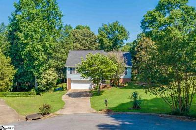 Mauldin Single Family Home Contingency Contract: 115 Teal