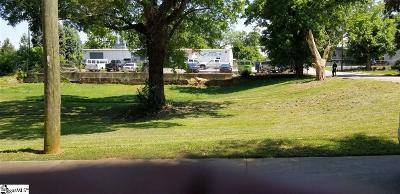Spartanburg Residential Lots & Land For Sale: W Saint John