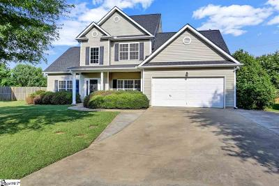 Morning Mist Single Family Home For Sale: 8 Grayling