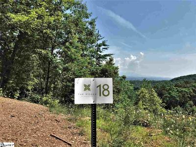 Greenville Residential Lots & Land For Sale: 7 Windfaire Pass
