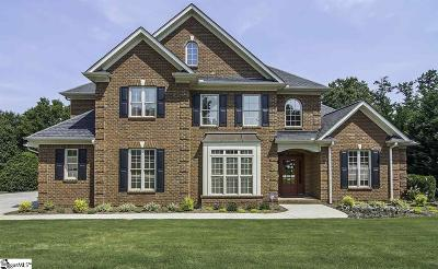 Simpsonville Single Family Home Contingency Contract: 200 Weatherstone