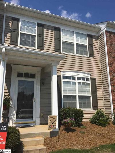 Mauldin Condo/Townhouse Contingency Contract: 119 Bumble