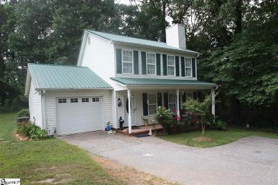 Greer Single Family Home Contingency Contract: 3853 Durham
