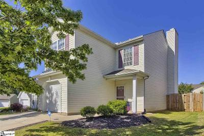 Greenville County Single Family Home For Sale: 102 Millsmith