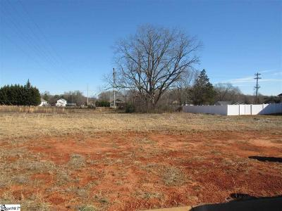 Inman Residential Lots & Land Contingency Contract: 320 Welch