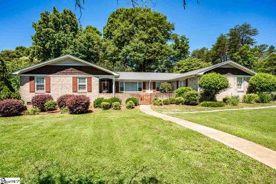 Greenville County Single Family Home For Sale: 249 Balfer