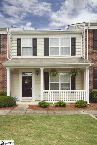 Mauldin Condo/Townhouse Contingency Contract: 150 Bumble