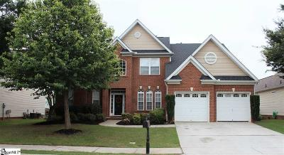 Simpsonville Single Family Home For Sale: 27 Red Jonathan