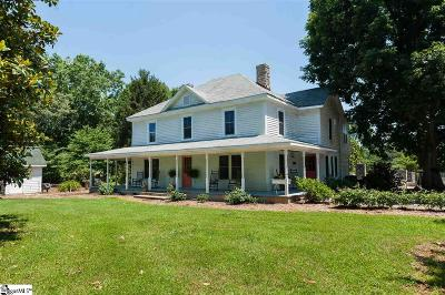 Campobello Single Family Home For Sale: 200 N Pacolet