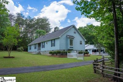 Laurens Single Family Home For Sale: 981 Fleming