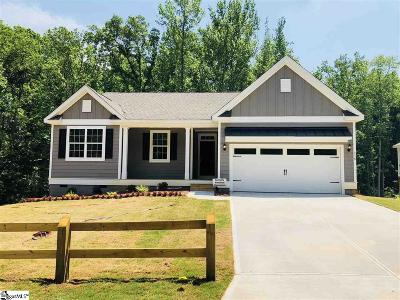 Simpsonville Single Family Home For Sale: 338 Jonesville