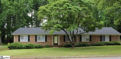 Mauldin Single Family Home Contingency Contract: 112 Libby