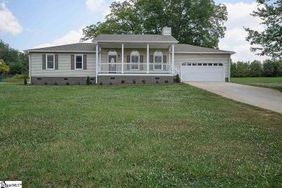 Taylors Single Family Home For Sale: 146 W McElhaney