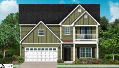 Greer Single Family Home For Sale: 200 Daystrom
