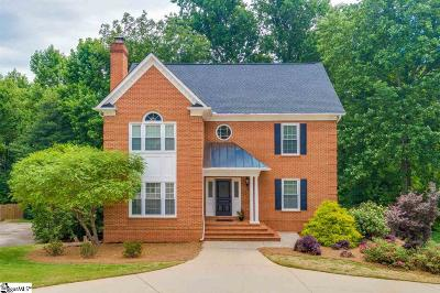 Simpsonville Single Family Home For Sale: 311 River Walk