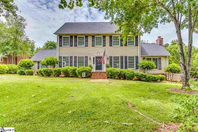 Easley Single Family Home For Sale: 108 Yorkshire