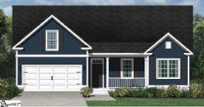 Greer Single Family Home For Sale: 29 Novelty