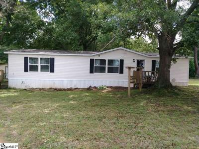 Greenville County Mobile Home For Sale: 108 Lancaster