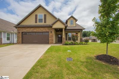 Easley Single Family Home For Sale: 311 Gallagher