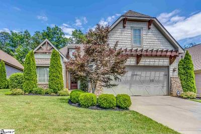 Greenville Single Family Home For Sale: 128 Beaumont Creek