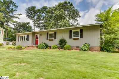 Simpsonville Single Family Home For Sale: 420 Sellwood