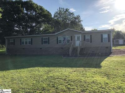 Simpsonville Mobile Home For Sale: 1013 Scuffletown