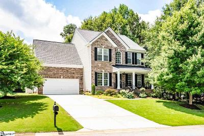 Simpsonville Single Family Home For Sale: 4 Waters Reach