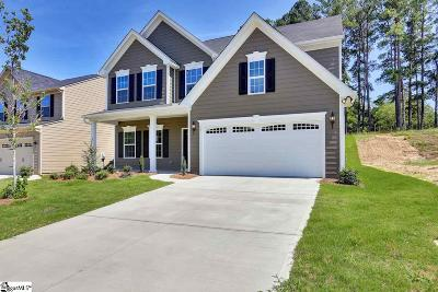 Simpsonville Single Family Home For Sale: 19 Fawn Hill