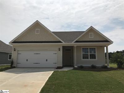 Taylors Single Family Home For Sale: 8 Bishop Lake
