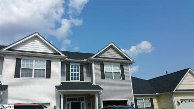 Greer Condo/Townhouse For Sale: 5 Roselite